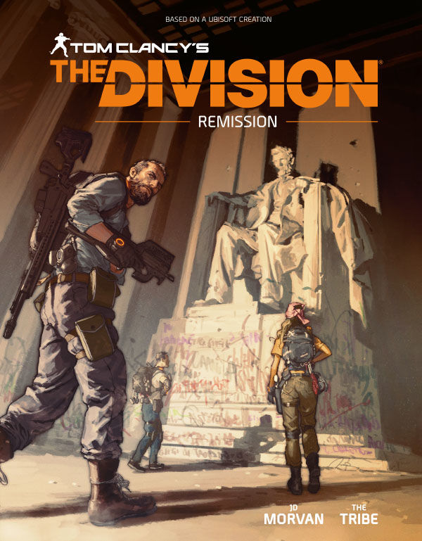 Tom Clancy's The Division: Remission HC  In the US, the Division agents are fighting to protect Washington, DC, from violent factions. The paths of four survivors, once childhood friends, deviate as they find themselves entangled in the vicious warfare. => https://t.co/51JYeRshf4 https://t.co/GTTTGfzrYa