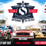 Image for the Tweet beginning: The Sywell Classic Pistons and