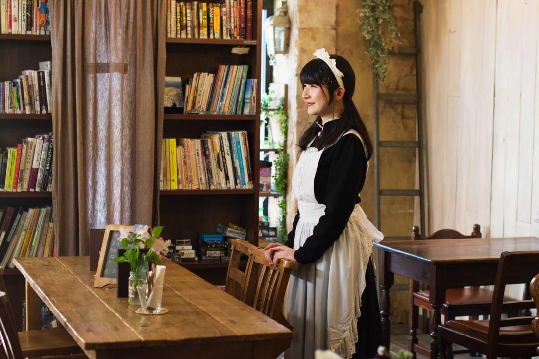 Schatzkiste maid cafe