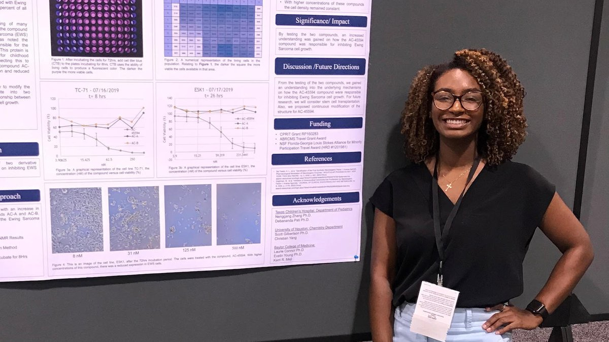 Happy to see this post in the @NCStateEngr news:  BME grad student Aryssa Simpson @BrownLab_NCSU, was awarded a Witherspoon Graduate Fellowship, which recognizes NC State students who have demonstrated experience in or a commitment to supporting Black communities
