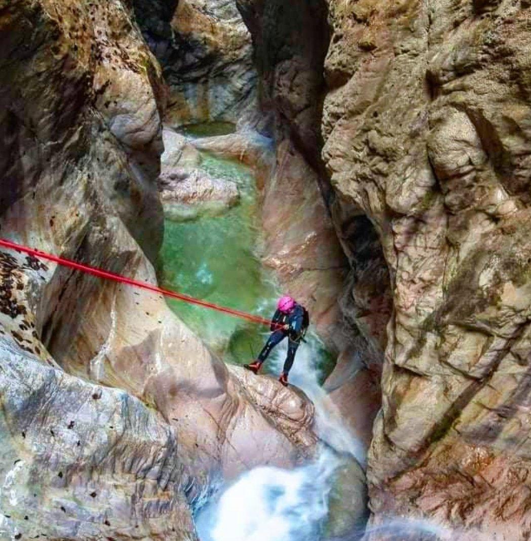 Canyon del Ciolesan LEGGI L'ARTICOLO