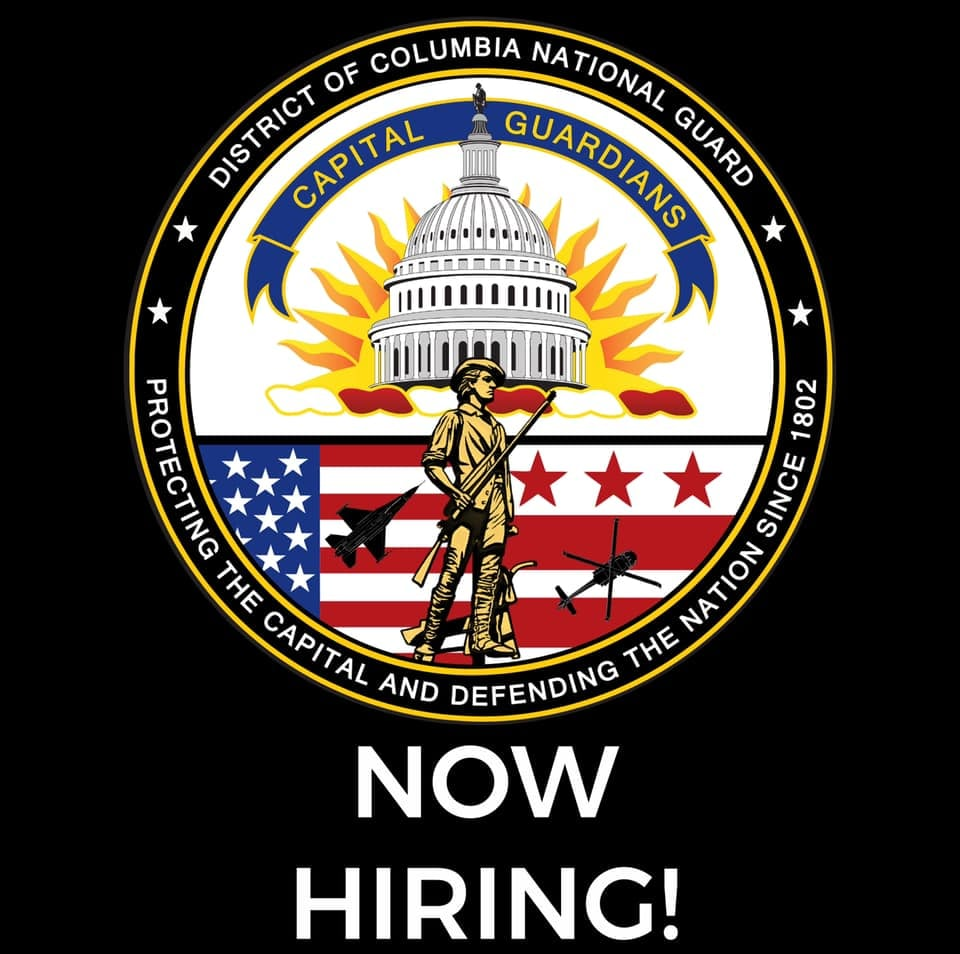 The D.C. National Guard is looking for a T32 Army Judge Advocate. This is a key staff position and will be important to the future of the DCNG. Apply today through the Army National Guard GKO Portal! @USNationalGuard https://t.co/7HvaK15TGA https://t.co/hSavtanmr8