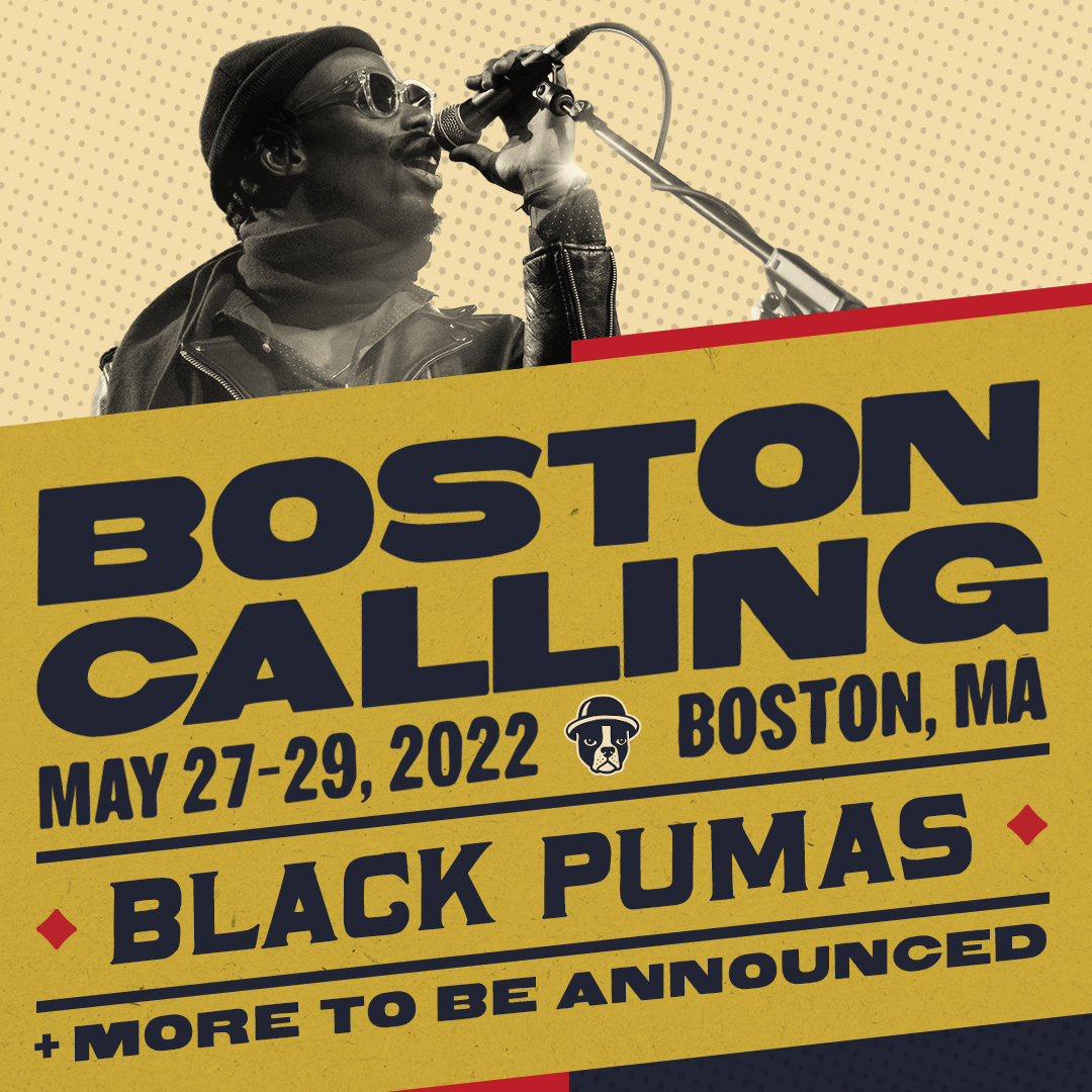 Heads up #PumaPack - we'll be playing @bostoncalling next May. Tickets and info here: https://t.co/cNHEPVT3t7 https://t.co/dBqae5Ql25
