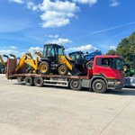 Image for the Tweet beginning: A lovely Ex display JCB