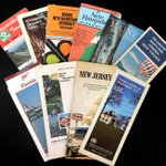 Image for the Tweet beginning: Printed maps & other bygone