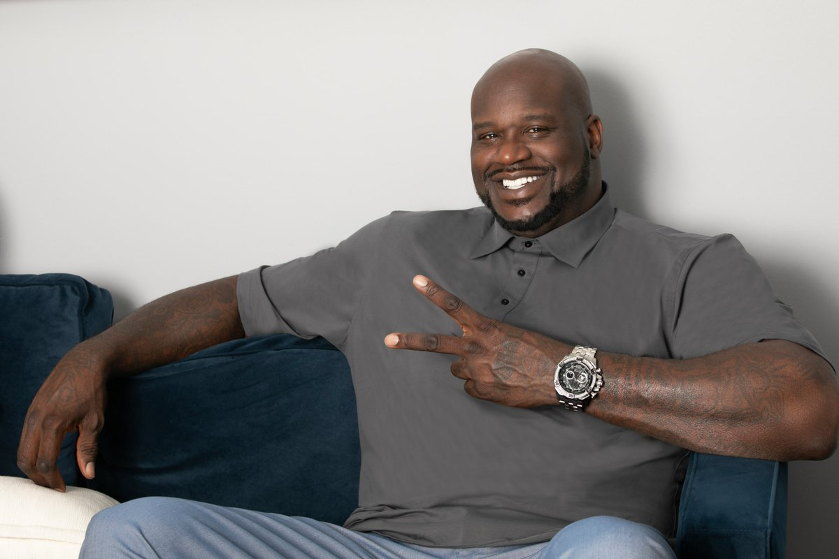 Big news is ticking…Join me at the Sawgrass Mills Mall Invicta Store in FL on July 16th as I present the hottest additions to the #Invicta x #SHAQ collection! 🔥 Not in FL? Visit  to discover store locations near you and catch my #wristgame there.