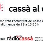 Image for the Tweet beginning: Cada dia a les 13
