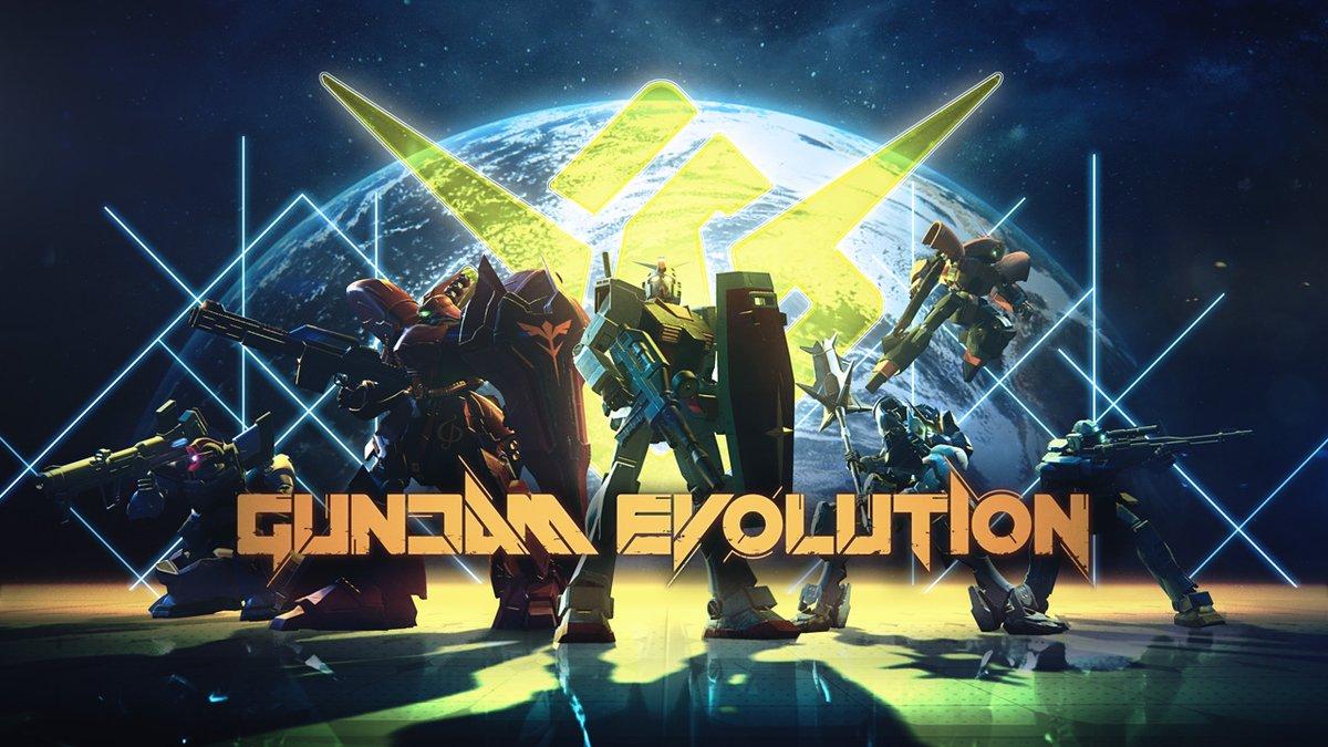 ガンダムの新作FPSゲームが登場、6対6のチームシューター!
