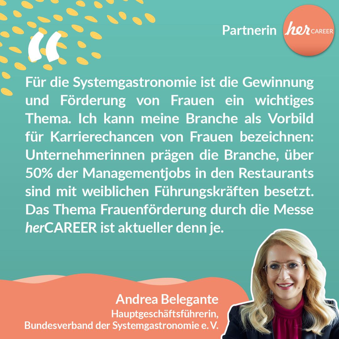 Am 16./17. September 2021 findet in München die Karrieremesse @her_CAREER_de für Frauen in Fach- und Führungspositionen statt. Wir sind Partner der Messe und unterstützen das Ziel, Frauen noch stärker für Führungspositionen  zu gewinnen! Weitere Infos: https://t.co/TrCeC26C2W https://t.co/seCtZa476N