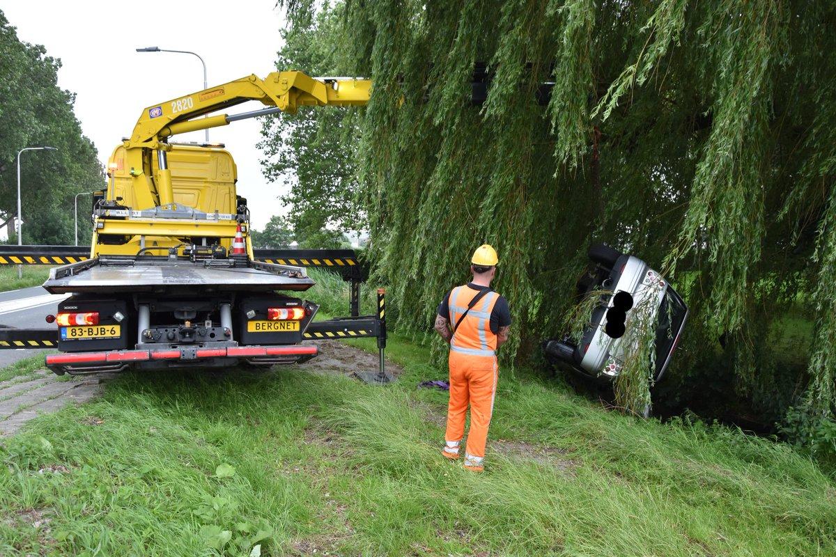 Melding ongeval Bovenkerkerweg Amstelveen