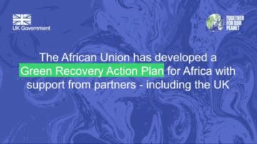Today, @AfricanUnion launched its #AUGreenRecovery. This plan outlines the #AU's objectives for 🌍's sustainable recovery from #COVID19.   The 5 priority areas:   ✔️resilient agriculture ✔️renewable energy ✔️climate finance ✔️energy efficiency ✔️nature based solutions https://t.co/QPzitwO6Ni