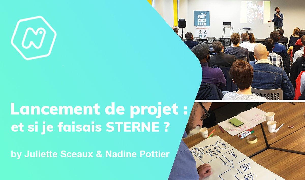 [Blog] 🤔 Tu veux lancer ton #projet de #startup mais tu ne sais pas par où commencer ? @ItinerR_Sterne est…