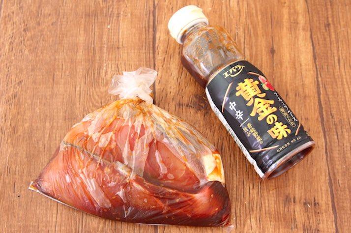 「焼肉のたれ+ごま油」に漬けるだけで作れる激ウマ焼き魚レシピ‼