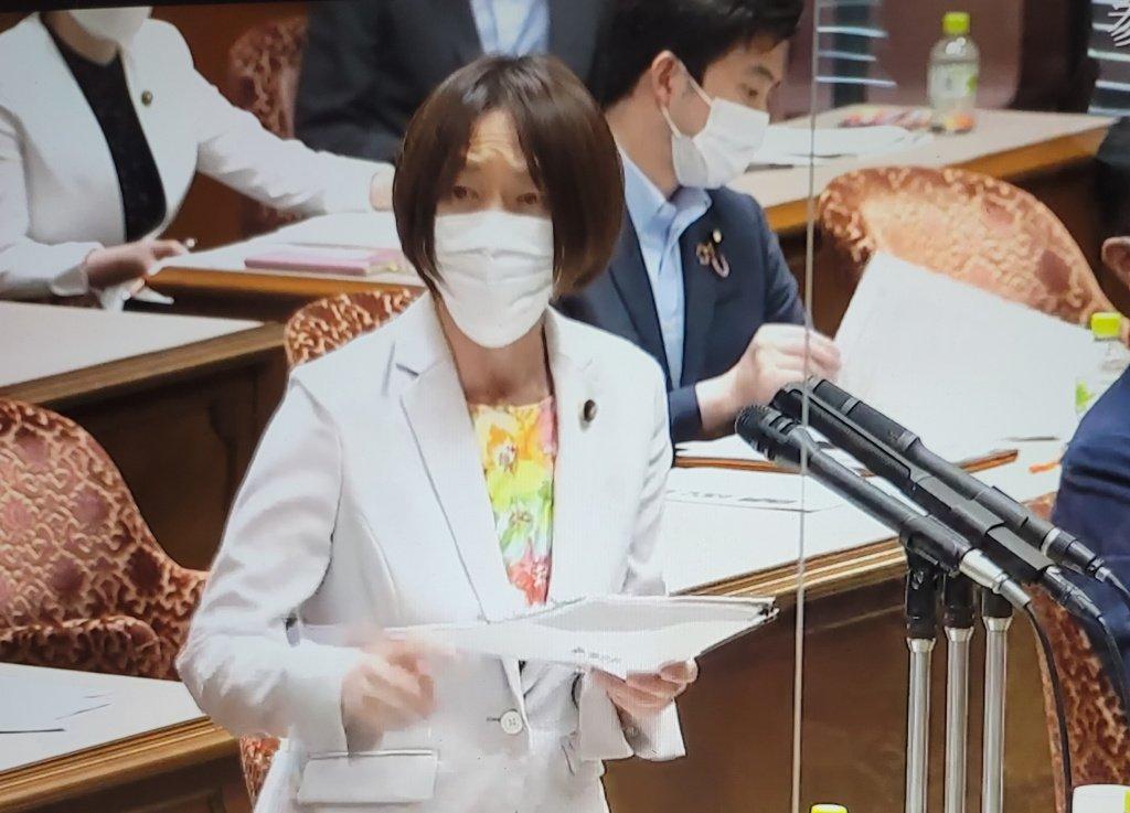 「一人の不正受給者を防ぐために99人をつぶす気か!」きょうの参院内閣委員会では田村智子議員が、現場の怒りをこめて、一時支援金の不備ループ問題を取り上げました。圧巻です。参院HPインターネット審議中継からご覧ください。