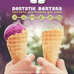 "Image for the Tweet beginning: ""Bertatik bertara"" kanpainari buruz hitz"