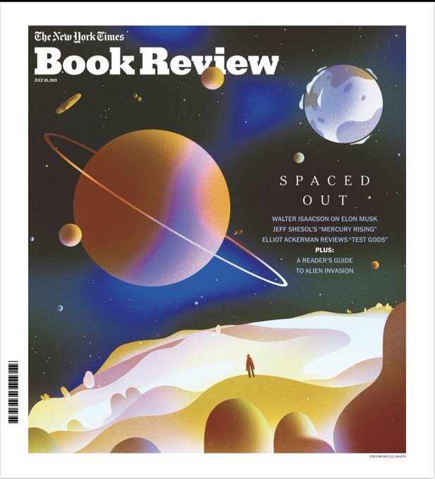 """Wow, thanks @nytimesbooks!   Humbled to see #TestGods on this gorgeous cover.  In his review, @elliotackerman calls #TestGods """"remarkable...Everything you'd hope to read were Mailer or Wolfe alive today to tell the tale...a masterly work."""" (Full review: https://t.co/9MQueEHGQc) https://t.co/LWidDlvcBa"""