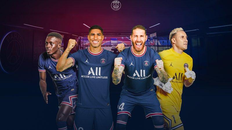 PSG vs Augsburg Full Match & Highlights 21 July 2021