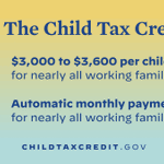 Image for the Tweet beginning: Starting today, working families are