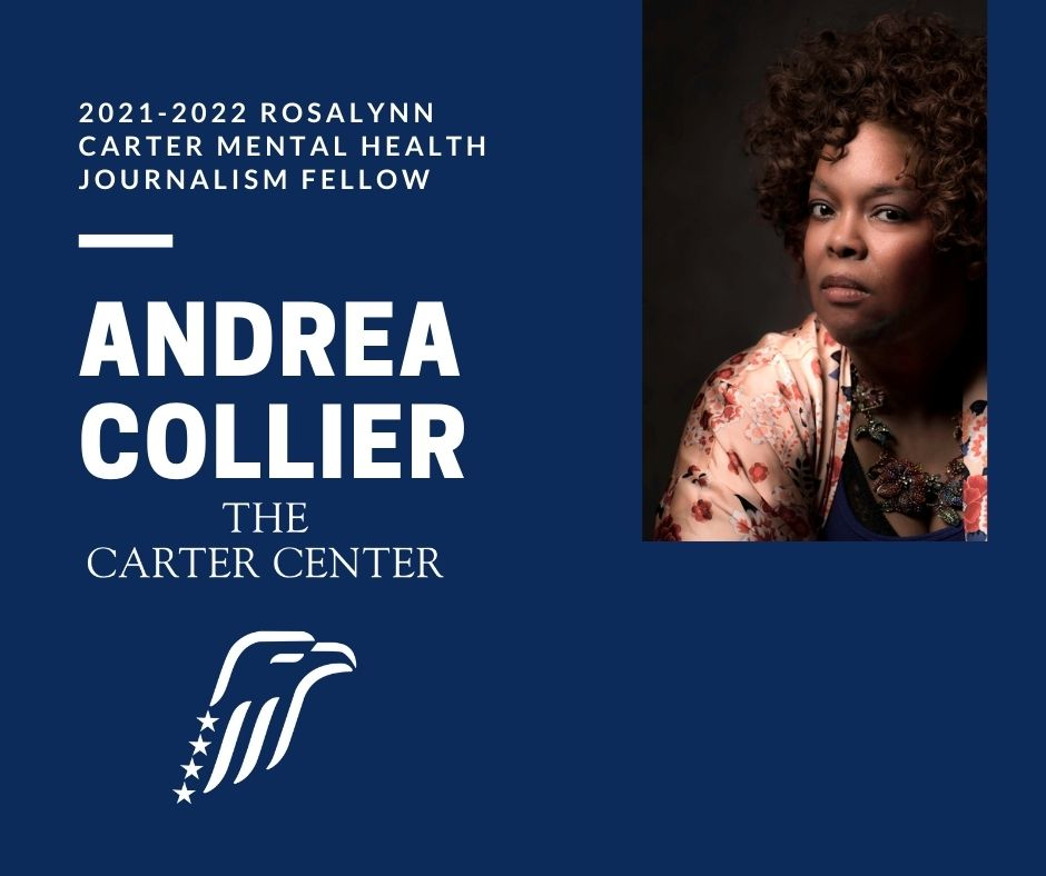 We're so excited about the 9 new @CarterFellows!   Follow this thread to learn more about the journalists and their mental health topics.