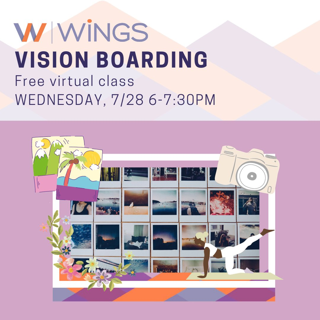 test Twitter Media - Join us next week to recharge your goals in our virtual Vision Boarding class on Wednesday, July 28th! Invite your friends and let's make it a vision boarding party. Register today by visiting https://t.co/VaAFMOs4HS https://t.co/UCWdwM89Qi