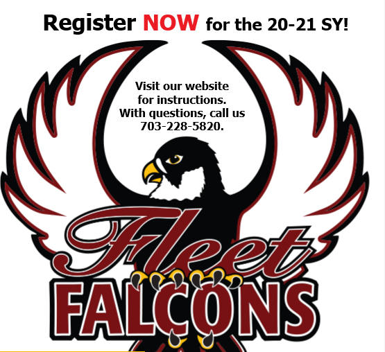 <a target='_blank' href='http://twitter.com/APSFleetPTA'>@APSFleetPTA</a> Spread the word, First Day of School for Ss (K-5), Mon. Aug. 30th & (PreK), Tues. Aug. 31st. If you are not registered, please contact the Office, 703-228-5820. <a target='_blank' href='http://search.twitter.com/search?q=FleetES'><a target='_blank' href='https://twitter.com/hashtag/FleetES?src=hash'>#FleetES</a></a> <a target='_blank' href='http://twitter.com/Principal_Fleet'>@Principal_Fleet</a> <a target='_blank' href='http://twitter.com/Fleet_AP'>@Fleet_AP</a> <a target='_blank' href='http://twitter.com/Fleet_ITC'>@Fleet_ITC</a> <a target='_blank' href='http://twitter.com/APSVirginia'>@APSVirginia</a> <a target='_blank' href='https://t.co/FECdOnCnG3'>https://t.co/FECdOnCnG3</a>