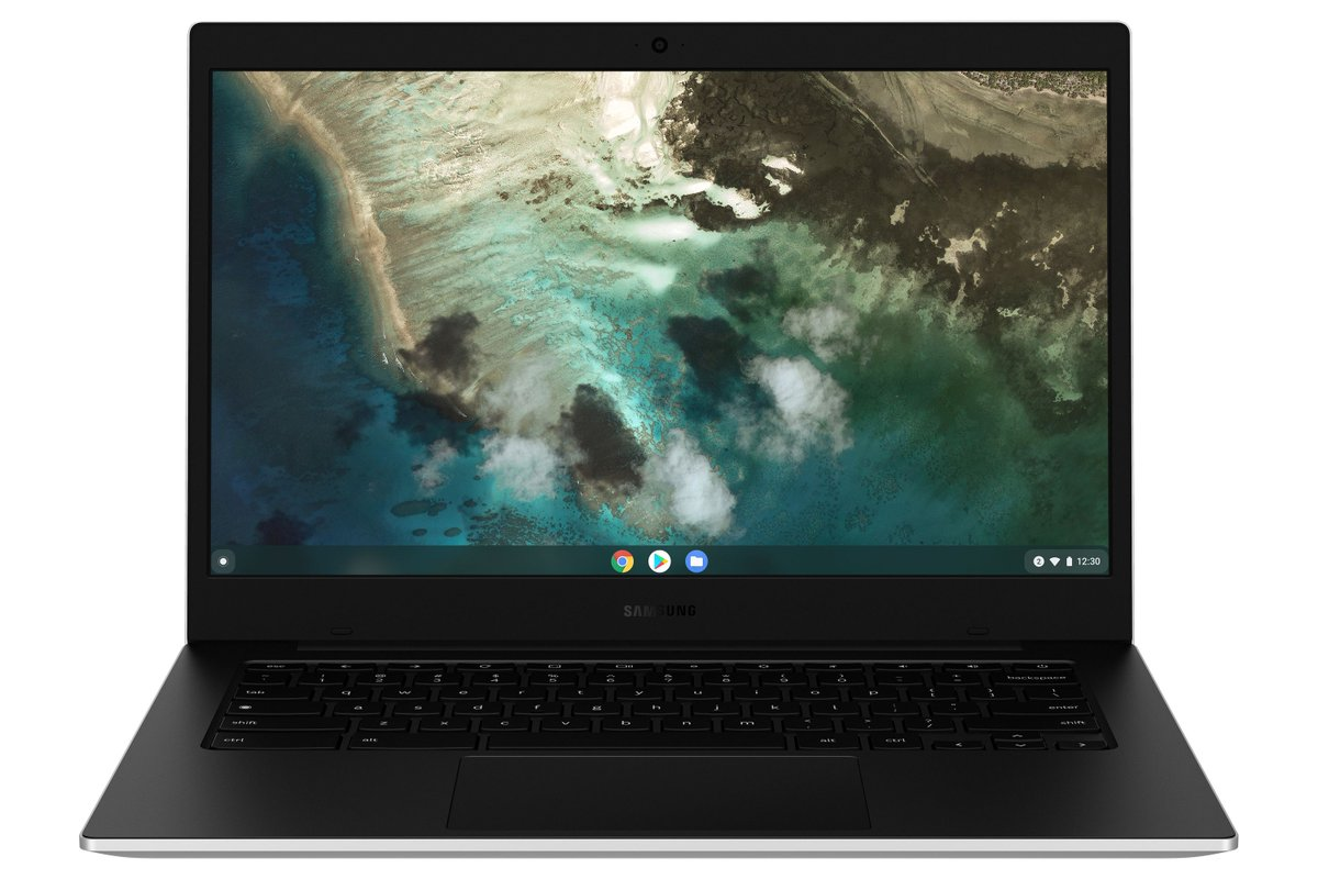 Samsung's Galaxy Chromebook Go is available now for $299