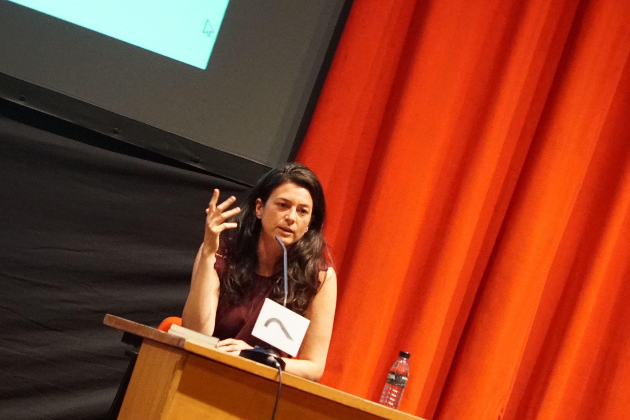 Samantha Scheblin en el Celsius 232