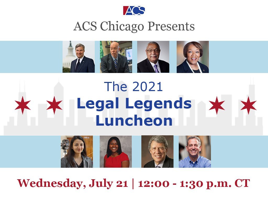 Join us for lunch to celebrate Chicago's Legal Legends next Wed, July 21 from 12-1:30pm CT featuring keynote from @SenWhitehouse of Rhode Island https://t.co/NzYTCoZEdB #twill https://t.co/aKjAyKZF5B