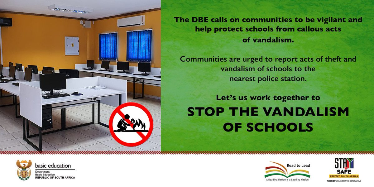 CIE: Statement on the Destruction of Schools in KwaZulu-Natal