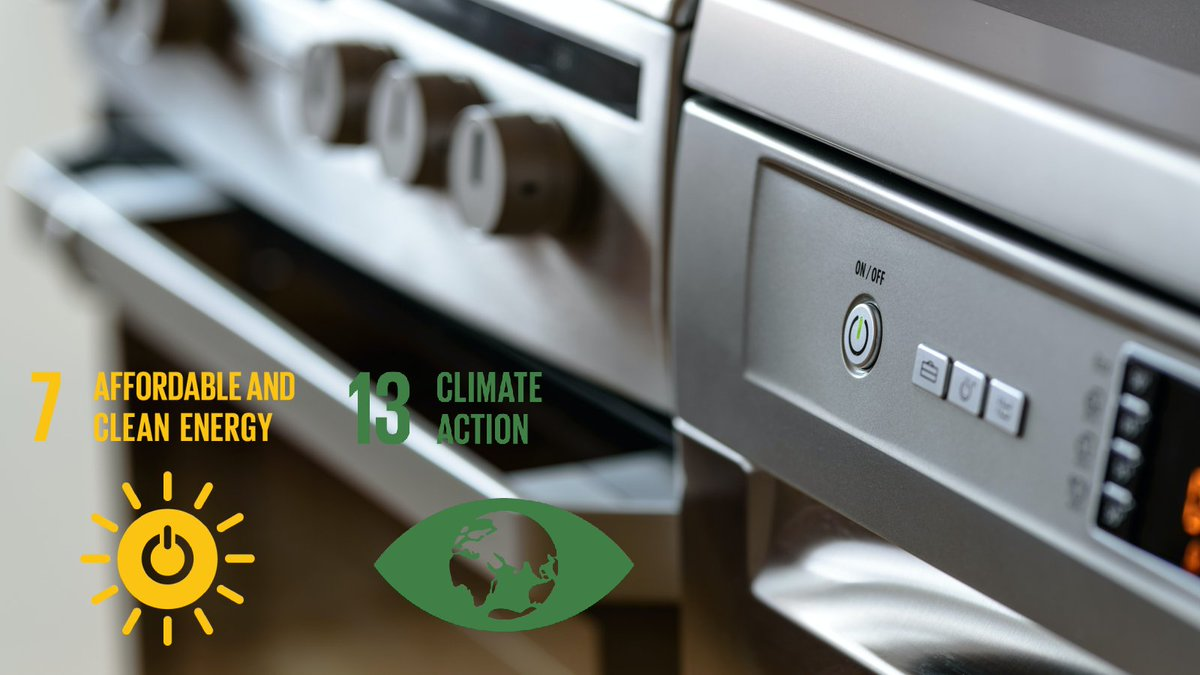 Image for the Tweet beginning: Improving the energy efficiency of