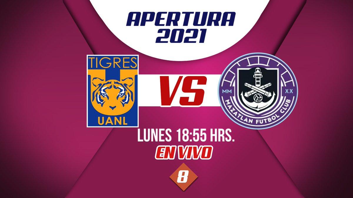 Tigres vs Mazatlán