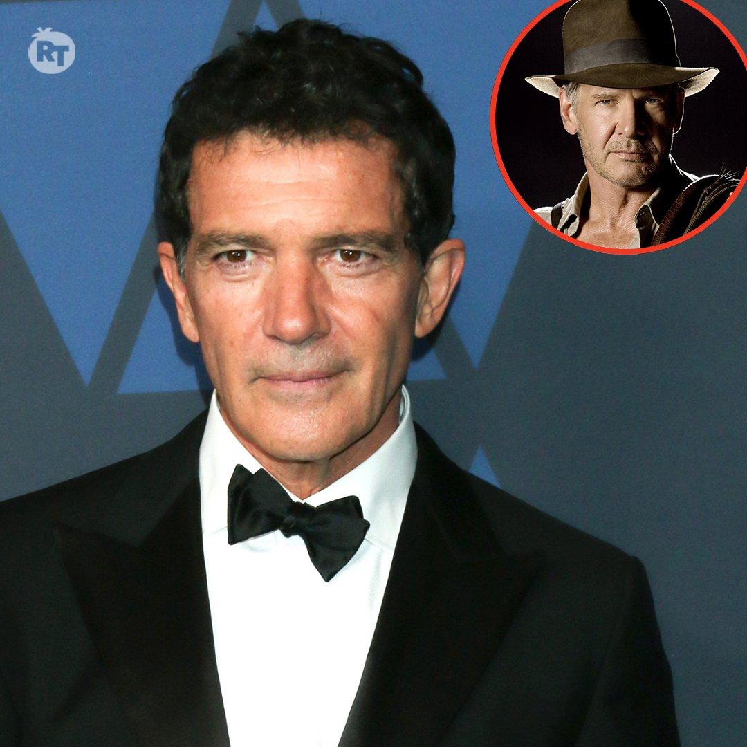 @RottenTomatoes's photo on Indiana Jones 5