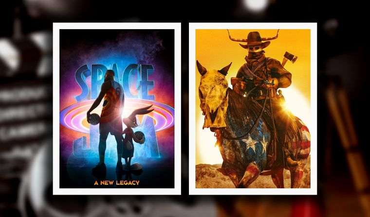"""Cadena 3 Argentina on Twitter: """"Para ver en vacaciones🍿 """"Space Jam 2"""", """"La Purga"""" y más: conocé los estrenos de cine https://t.co/m98vQ3KqKI… """""""