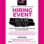 Image for the Tweet beginning: #atlhiring #atljobs #gpmobile #jobs #sales