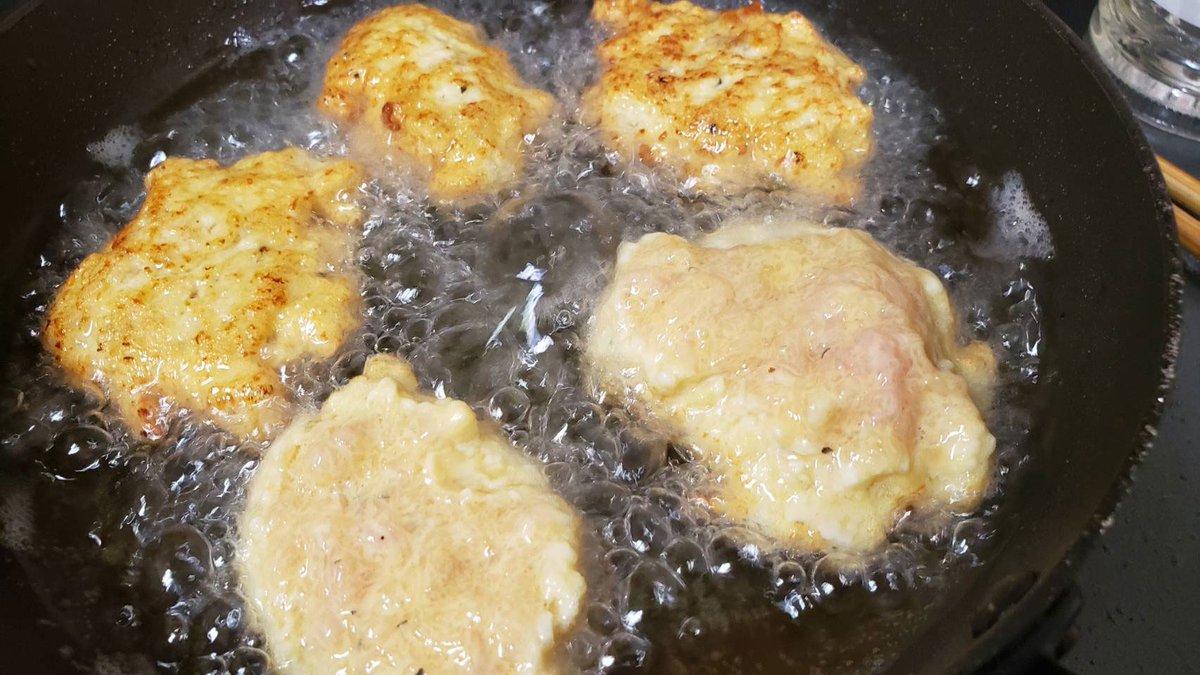 鶏むね肉が美味しいおつまみに?!鶏むね肉で作るナゲットのレシピ!