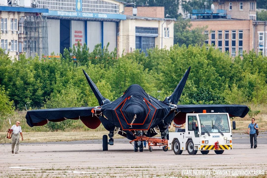 New combat aircraft will be presented at MAKS-2021 - Page 5 E6Z-0xuXsAETwyd?format=jpg&name=medium