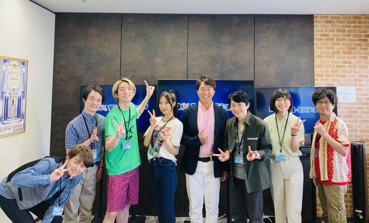 先日、撮影が終わった、『プロデューサーK』!!久しぶりだったけど、チーム感のある現場でしたっ!!前回以上に、石黒さんとの掛け合いシーンもあって、楽しかった〜っ!!