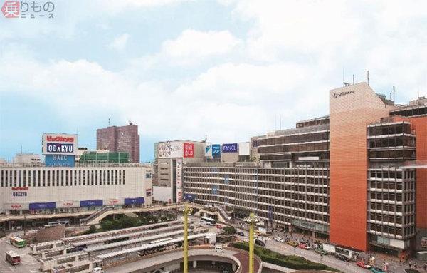 小田急百貨店、新宿本館が来年の9月に営業終了、跡地には高層ビルが建設・・・
