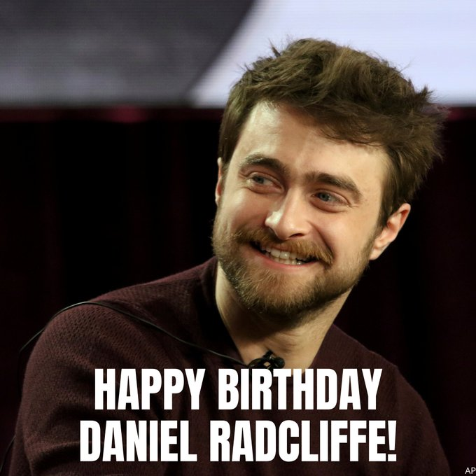 Happy Birthday, Daniel Radcliff! What your favorite movie of his? (Bonus points if it\s a Harry Potter film)