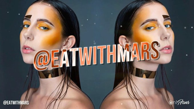 It's all things nutrition and wellness with 'Eat With Mars' on OnlyFans! 👽🙋♀️ Mars is sharing content