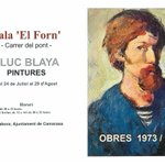 Image for the Tweet beginning: La sala El Forn de