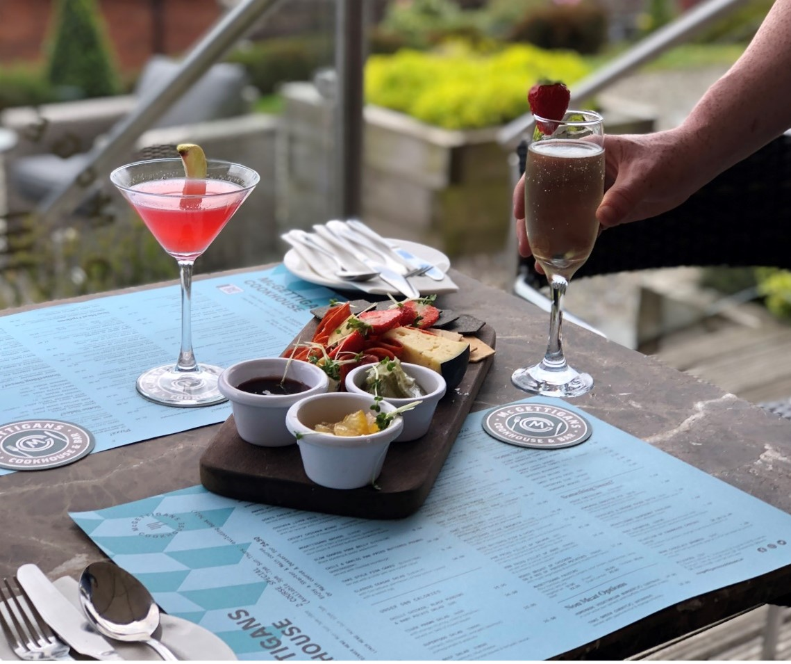 Reserve your table for your date night dinner and make it memorable with hand crafted Cocktails and our fantastic selection of delicious dishes, served on our gorgeous sun terrace overlooking Cork city. 🕶 🍹 More below.  ⬇️ https://t.co/m0VK7PM1oC #purecork #cork #corkcity https://t.co/nKTQzIAM07