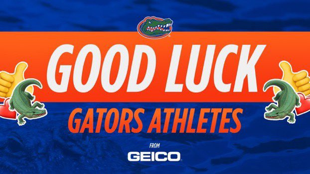 Best of luck to @mark_kolozsvary and all 31 #Gators set to compete at #Tokyo2020!  #GoGators // #GatorMade https://t.co/zO9v27IDNP