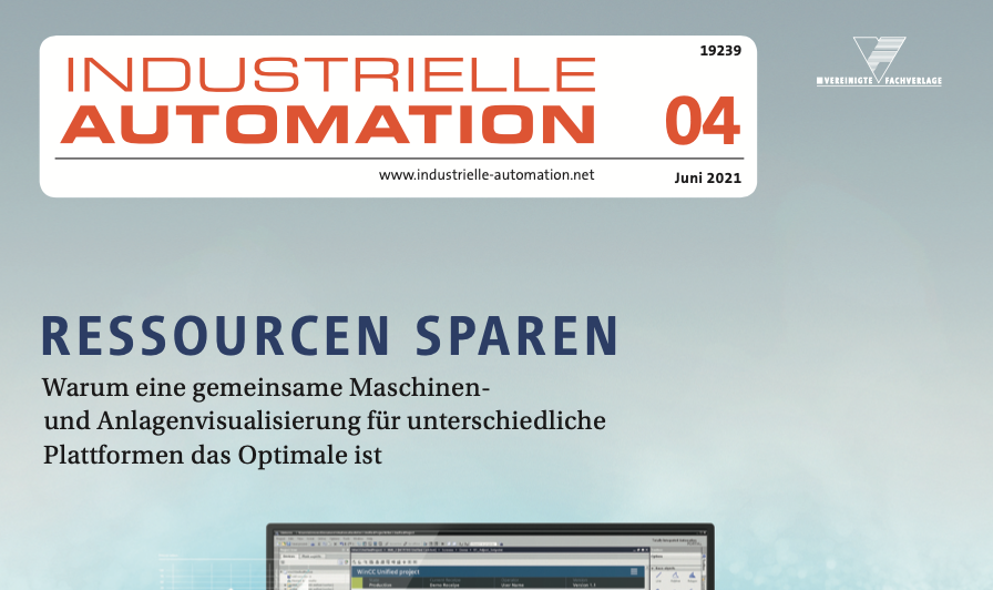 Das aktuelle E-Paper der Zeitschrift #Industrielle #Automation finden Sie übrigens unter https://t.co/HGaxq18F2O #vfv21 #sensor #automatisierung #Produktion #I40 #magazin #epaper #kostenlos
