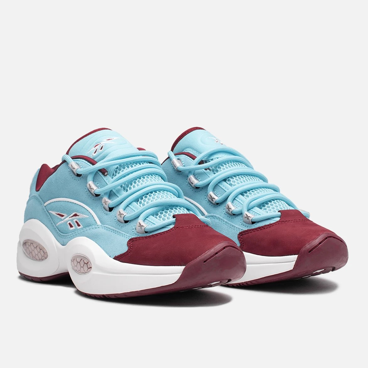 UNDER RETAIL Reebok Question Low 'Phillies' =    $10 off w/ code FUNINTHESUN
