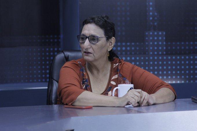 Lorena Peña: todos estamos en riesgo de ser capturados
