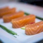 Image for the Tweet beginning: #DidYouKnow in 2004, Scottish salmon