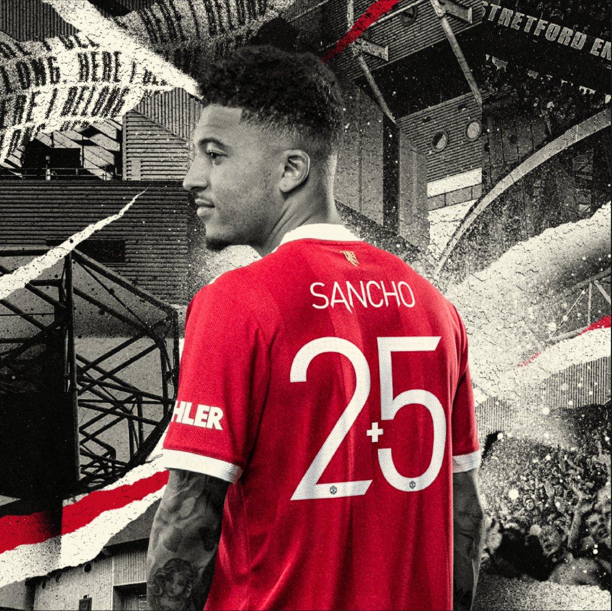 Jadon Sancho chọn số áo lạ tại Man Utd - 2