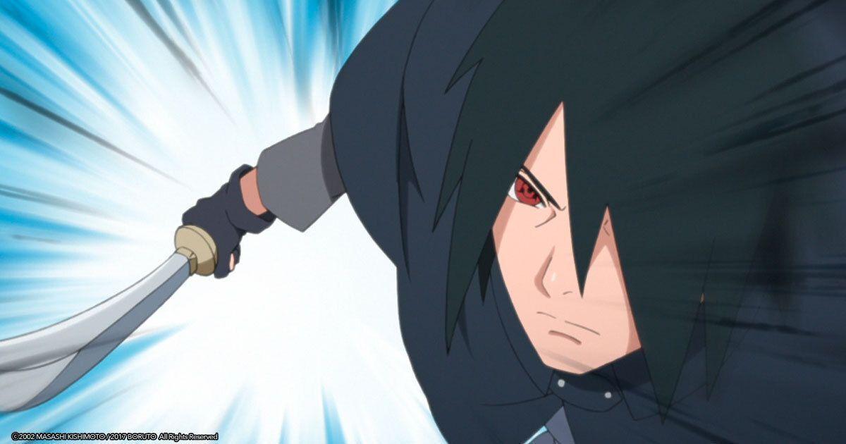 @VIZMedia's photo on Sasuke