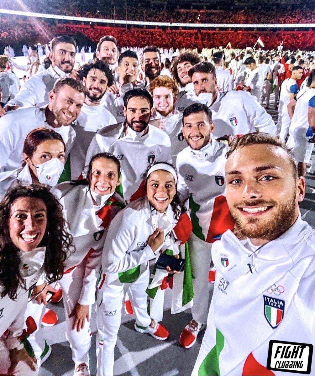 #ItaliaTeam